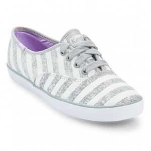 Keds Striped Sneakers